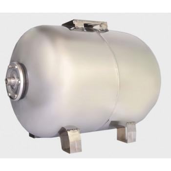 Гидроаккумулятор Euroaqua 100 H (нержавеющая сталь)