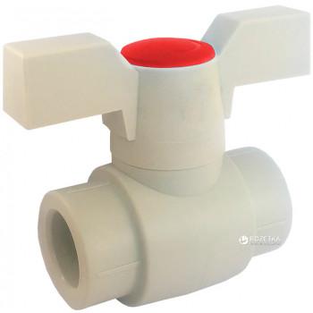 Кран шаровой для горячей воды FADO PPR 20