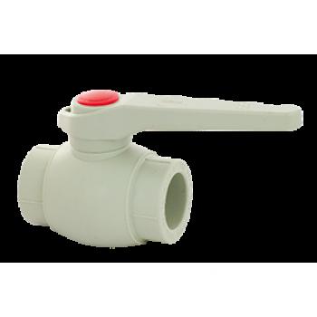 Кран шаровой для горячей воды FADO PPR 25