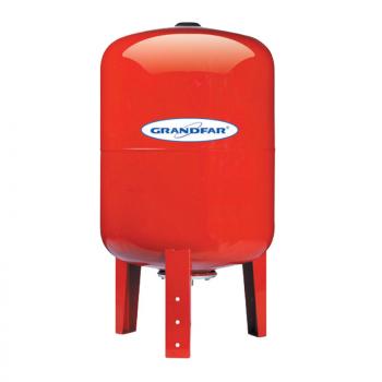 Гидроаккумулятор для насосных станций вертикальный (100 л) GRANDFAR
