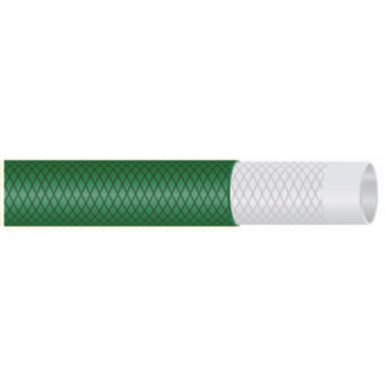 "Шланг для полива Rudes Silicon green 20 м 1/2"""