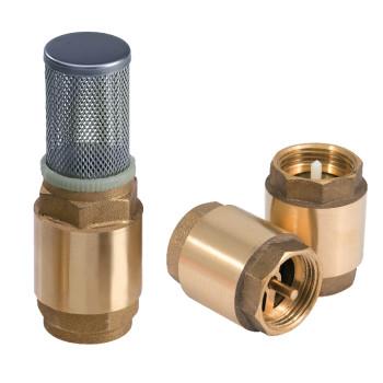 Обратный клапан Sprut 1' (латунь)